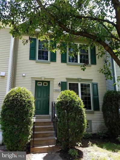 5941 Baron Kent Lane, Centreville, VA 20120 - MLS#: 1001903966