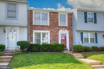 2845 Longfellow Court, Abingdon, MD 21009 - MLS#: 1001906988