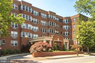 2500 Q Street NW UNIT 602, Washington, DC 20007 - MLS#: 1001907062