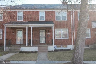 5509 Leith Road, Baltimore, MD 21239 - MLS#: 1001907242