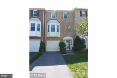 15516 Owens Glen Terrace, Gaithersburg, MD 20877 - MLS#: 1001907306