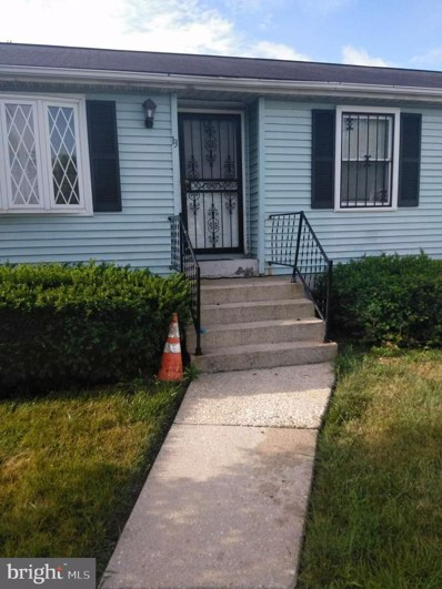 13 Van Yerrell Court, Baltimore, MD 21207 - #: 1001907502