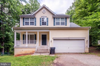 242 Cedar Ridge Drive, Ruther Glen, VA 22546 - MLS#: 1001907596