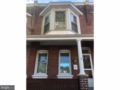 321 Buttonwood Street, Norristown, PA 19401 - #: 1001907830