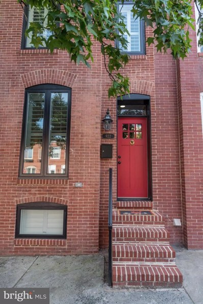 922 Clinton Street, Baltimore, MD 21224 - MLS#: 1001908110