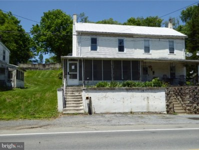 607 S Reading Avenue, Boyertown, PA 19512 - #: 1001908716