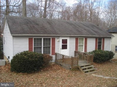 705 Spruce Drive, Lusby, MD 20657 - MLS#: 1001909244