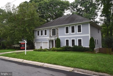 7723 Rocton Avenue, Chevy Chase, MD 20815 - MLS#: 1001909796