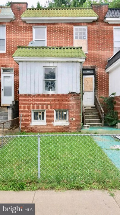 4817 Reisterstown Road, Baltimore, MD 21215 - MLS#: 1001910308