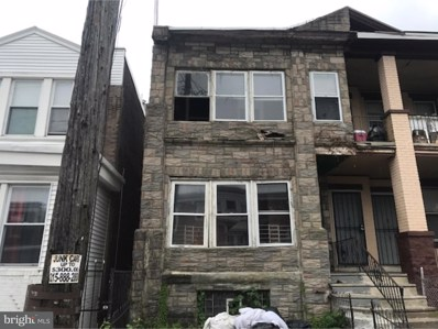 1538 S 55TH Street, Philadelphia, PA 19143 - MLS#: 1001912416
