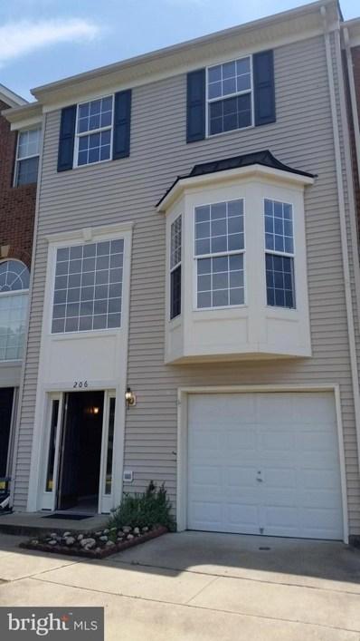 206 Blossom Lane, Stafford, VA 22554 - MLS#: 1001913646
