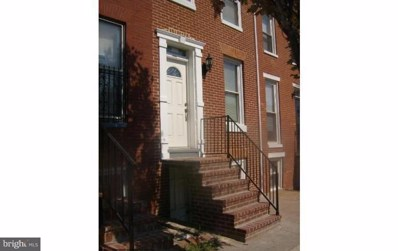 1136 Lombard Street, Baltimore, MD 21223 - #: 1001913860