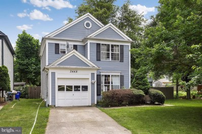 3449 Everette Drive, Bowie, MD 20716 - MLS#: 1001914508