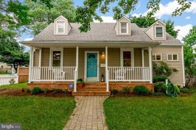 1018 Van Buren Street, Annapolis, MD 21403 - MLS#: 1001914550