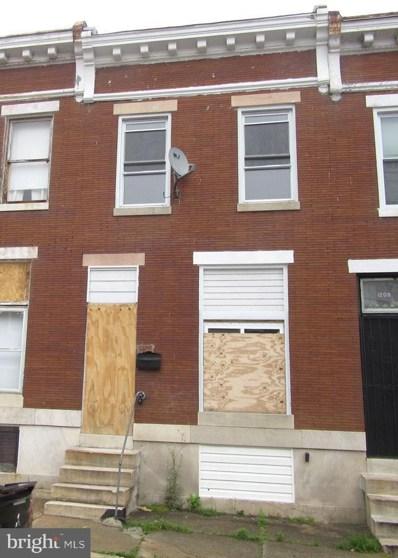 1211 Luzerne Avenue N, Baltimore, MD 21213 - MLS#: 1001914700
