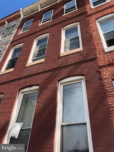 1626 Biddle Street E, Baltimore, MD 21213 - MLS#: 1001915014