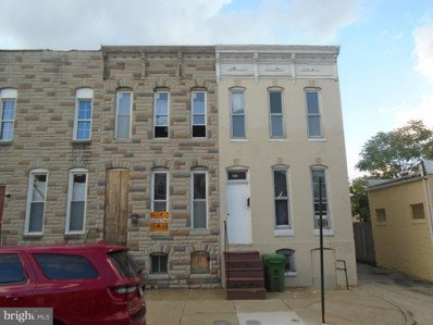 2004 Eagle Street, Baltimore, MD 21223 - MLS#: 1001915516