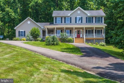 9703 Crest Hill Road, Marshall, VA 20115 - MLS#: 1001915556