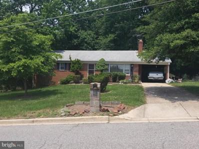 5000 Dalton Street, Temple Hills, MD 20748 - #: 1001916106