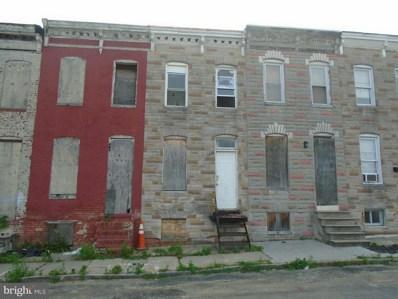 1618 Regester Street, Baltimore, MD 21213 - MLS#: 1001916700