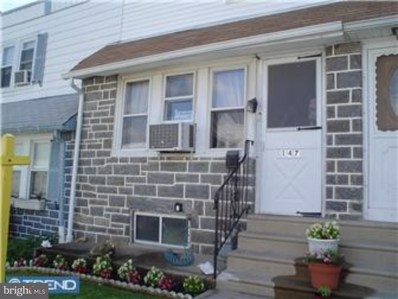147 N Madison Avenue, Upper Darby, PA 19082 - MLS#: 1001916704