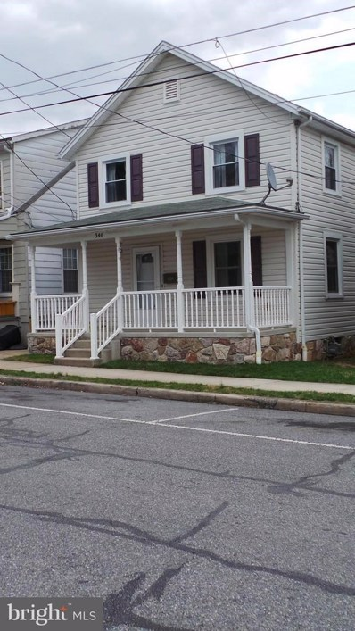 346 Central Avenue, Hagerstown, MD 21740 - #: 1001917024