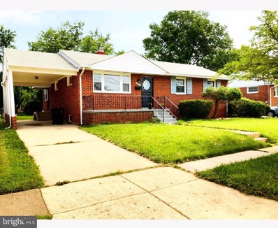 6516 Lacona Street, District Heights, MD 20747 - #: 1001917064