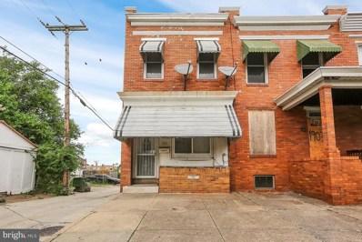 1901 Grinnalds Avenue, Baltimore, MD 21230 - MLS#: 1001917312