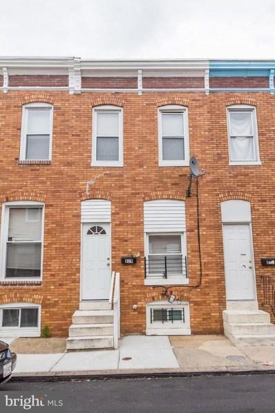 819 Curley Street N, Baltimore, MD 21205 - MLS#: 1001917490