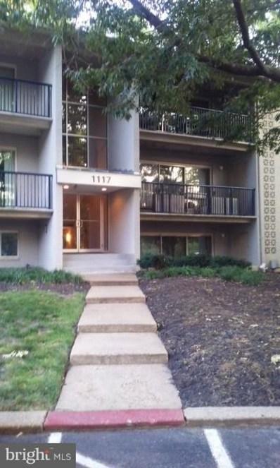 1117 Primrose Court UNIT 104, Annapolis, MD 21403 - #: 1001917608