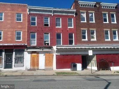 1708 Pratt Street, Baltimore, MD 21223 - MLS#: 1001917645