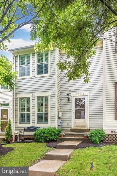 9563 White Pillar Terrace, Gaithersburg, MD 20882 - MLS#: 1001918426