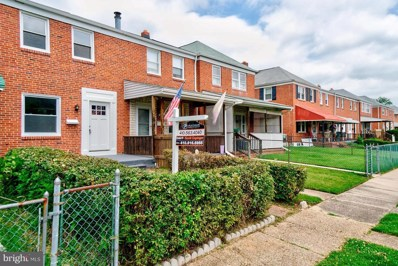 2113 Coralthorn Road, Baltimore, MD 21220 - MLS#: 1001921470