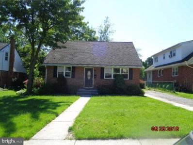 134 N Drexel Street, Woodbury, NJ 08096 - MLS#: 1001921686