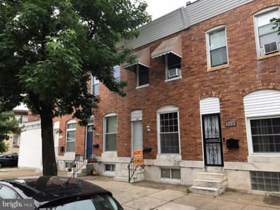 340 Macon Street S, Baltimore, MD 21224 - MLS#: 1001922216