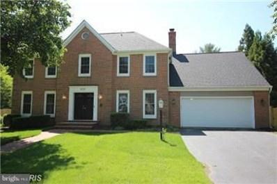 6221 Homespun Lane, Falls Church, VA 22044 - MLS#: 1001923118