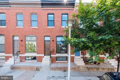 333 Clinton Street S, Baltimore, MD 21224 - MLS#: 1001923588