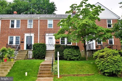 117 Murdock Road, Baltimore, MD 21212 - MLS#: 1001923656