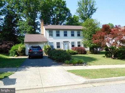 3485 Mount Burnside Way, Woodbridge, VA 22192 - MLS#: 1001923820