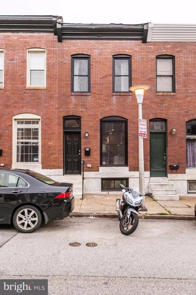 250 Robinson Street, Baltimore, MD 21224 - MLS#: 1001923914