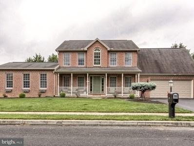 17 Norfolk Court, Mechanicsburg, PA 17055 - MLS#: 1001924392