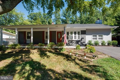313 Hillsmere Drive, Annapolis, MD 21403 - MLS#: 1001924470