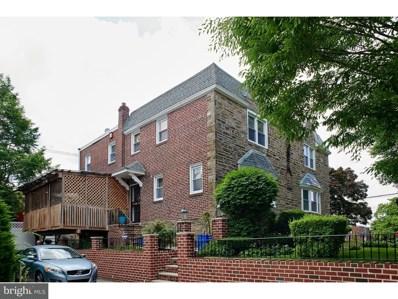 802 E Sharpnack Street, Philadelphia, PA 19119 - #: 1001925042