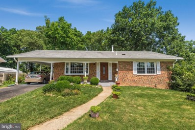 6942 Heidelburg Road, Lanham, MD 20706 - MLS#: 1001925154