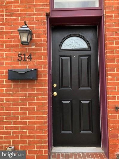 514 Collington Avenue, Baltimore, MD 21205 - MLS#: 1001925344