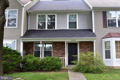 6022 Sirenia Place, Waldorf, MD 20603 - MLS#: 1001925362