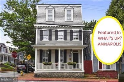 1 Cathedral Street, Annapolis, MD 21401 - MLS#: 1001925532