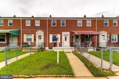 2107 Redthorn Road, Baltimore, MD 21220 - MLS#: 1001926105