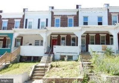 3209 Brighton Street, Baltimore, MD 21216 - MLS#: 1001926426