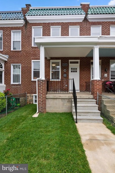 4435 Newport Avenue, Baltimore, MD 21211 - MLS#: 1001926650